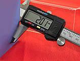 Термопрокладка HC44 2,0мм 50х50 Halnziye синяя термо прокладка термоинтерфейс для ноутбука, фото 5