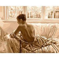 """Картина по номерам """"Элегантность. Роба Хефферана"""" 40*50 см GX8325"""