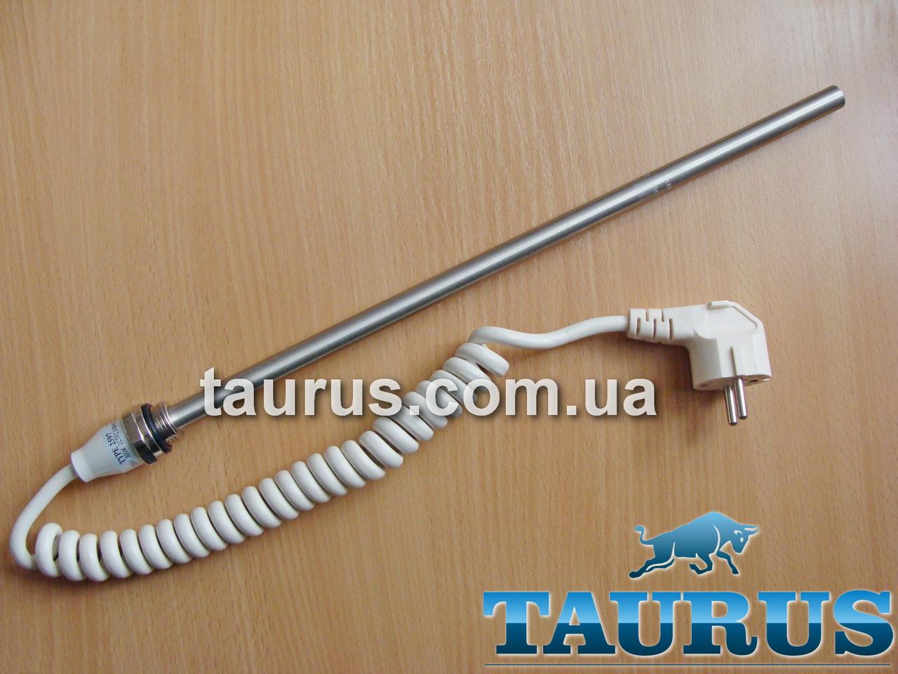 ЭлектроТЭН для базовой комплектации полотенцесушителя RICA (термостат на 65 градусов). Мощность 200-400W