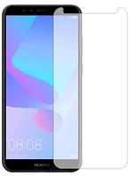 Защитное стекло для Huawei Y7 Prime 2018 transparent