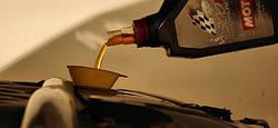 Як часто міняти масло в двигуні?