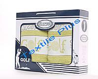 Набір рушників 2шт Gulcan Golf, фото 1