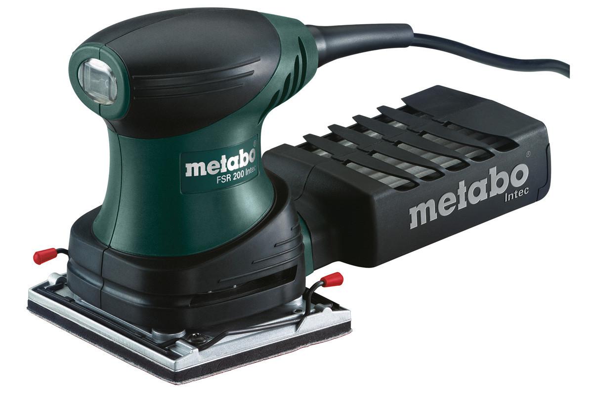 Metabo FSR 200 Intec Шлифмашина вибрационная