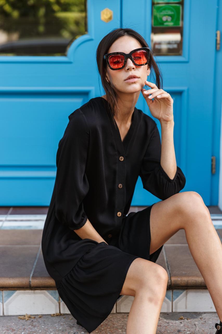 Платье LiLove 1-010 44-46 черный