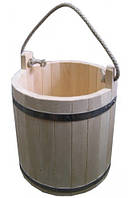 Sauna Pro Ведро деревянное липа 12 л. (С-133)