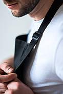 Фартух Latte Подовжений   з нагрудником, фото 5