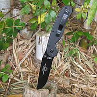 Ontario Rat 2 Folder Black 8861 Оригинал из США Нож Крыса 2 Мышка Каратель Онтарио Рат RAT-II нож разведчика