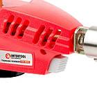 Горелка газовая, пьезозажигание на курке, регулятор, рассекатель пламени INTERTOOL GB-0023, фото 7