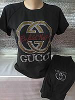 Спортивный костюм женский Gucci НОРМА (S/42-44) ПОШТУЧНО, фото 1