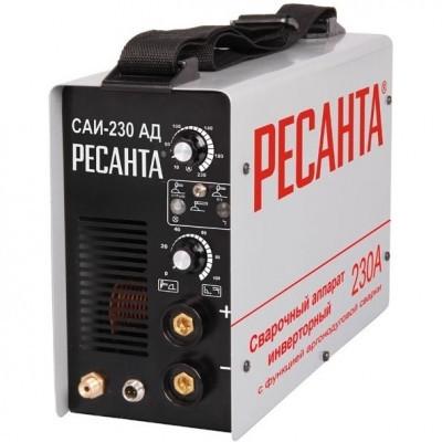 Сварочный аппарат инверторный САИ-230-АД (аргонодуговой) Ресанта 65/17