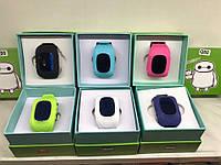 Детские смарт часы  Q50 с GPS трекером Smart Baby Watch, фото 1
