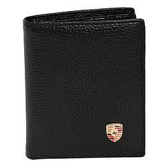 Бумажник двойного сложения с логотипом Porsche Порше