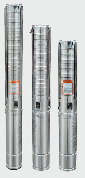 Погружной скважинный насос Euroaqua 4SPM2–13