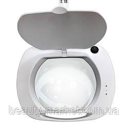 """Лампа лупа 6030 LED 3(5), с регулировкой яркости """"холодный"""" свет, 1-12W"""