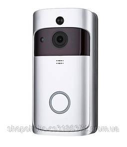 Домофон Smart Doorbell CAD M6 1080p, с Wi-Fi
