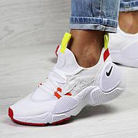Подростковые кроссовки Nike 8008 Белые , фото 1