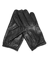 Кожаные перчатки усиленные кевларом MilTec Black 12503002, фото 1