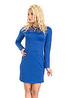 Яркое женское платье (в расцветках 46,48)