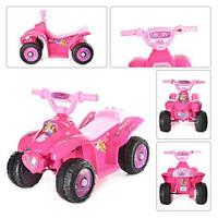 Квадроцикл Электромобиль детский Принцессы (Арт. ZP 5111-8)