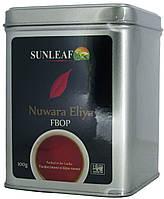 Чай черный SunLeaf Nuwara Eliya FBOP 100г