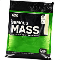 Optimum Nutrition, Гейнер Serious Mass, 5440 грамм