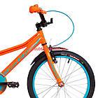 Детский велосипед Formula Stormer 20 дюймов оранжевый, фото 3