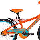 Детский велосипед Formula Stormer 20 дюймов оранжевый, фото 5