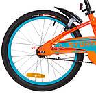 Детский велосипед Formula Stormer 20 дюймов оранжевый, фото 6