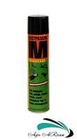 Спрей Экстразоль М 300мл, от мух, комаров, блох, клопов, клещей, оводов, фото 1