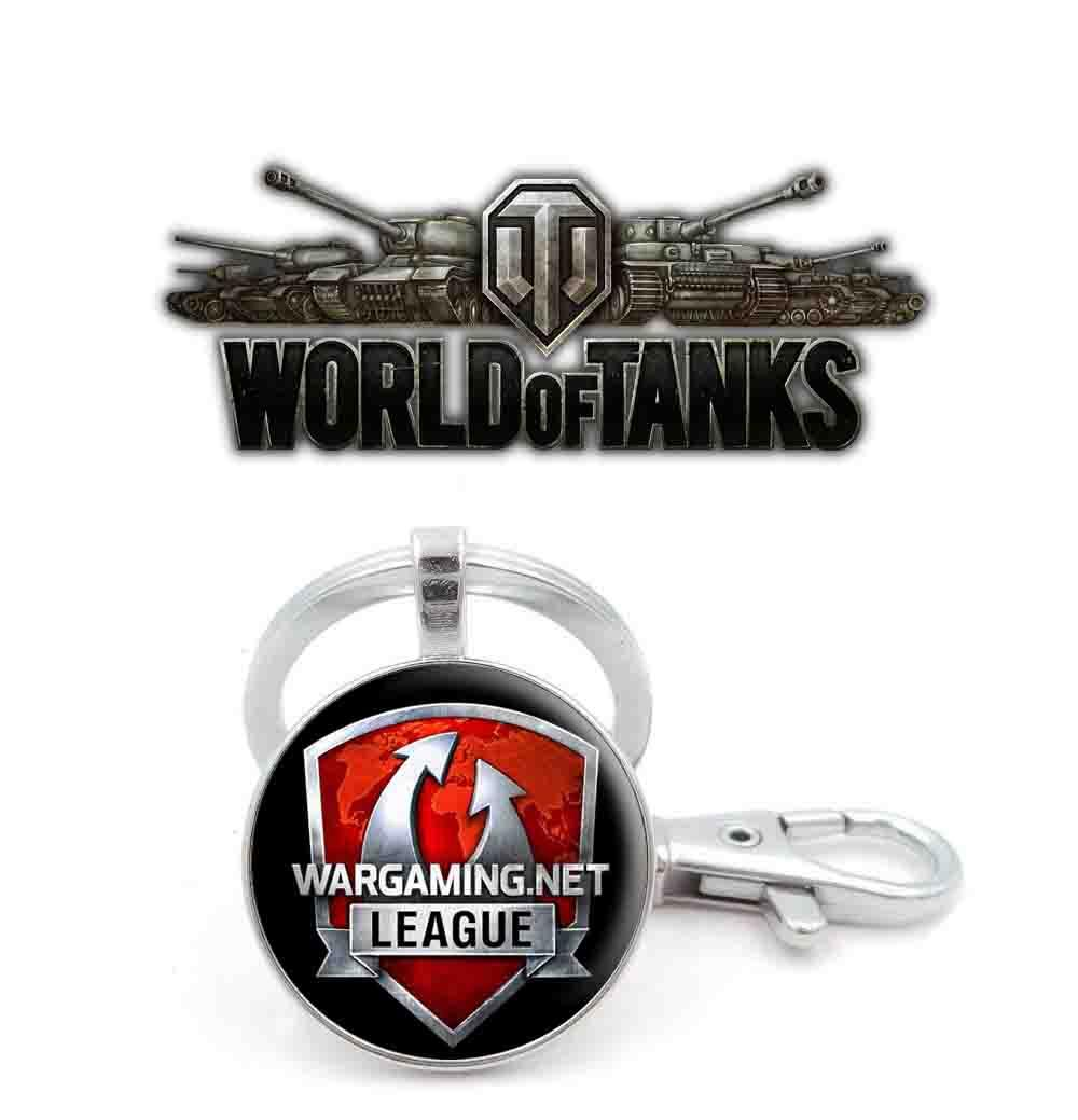 Брелок World of Tanks League