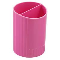Подставка для ручек и карандашей ZB.3000-10, рожевий