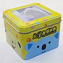 Детские Водонепроницаемые часы с gps Q300S (Q100 aqua) фиолетовые, фото 7