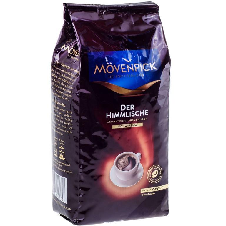 Кофе в зернах Movenpick Der Himmlische 500 г. Германия