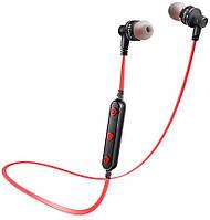 Спортивные Bluetooth наушники Awei B990BL Red
