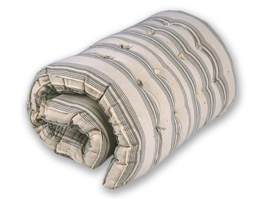 Ватные матрасы тиковые 130х190