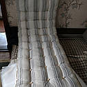Ватные матрасы тиковые 130х190, фото 4