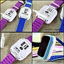 Детские Умные часы с GPS Q100S голубые, фото 5