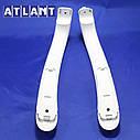 Комплект ручек двери для холодильника Атлант 331603304601+331603304501, фото 3