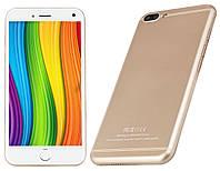 """Сенсорный мобильный телефон (смартфон) M-Horse CT5 (5"""") Gold"""