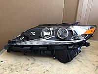 Фара рестайлинг на LEXUS ES 250