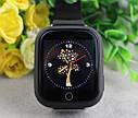 Детские Умные часы с GPS Q100S черные, фото 2
