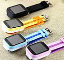 Детские Умные часы с GPS Q100S черные, фото 7