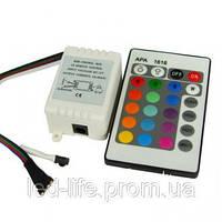 Контроллеры и усилители RGB