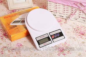 Электронные Кухонные Весы 10 кг SF- 400