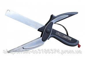 Кухонные ножницы 2 в 1 Clever Cutter