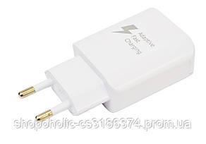Сетевое зарядное устройство UKC EP-TA300 белый
