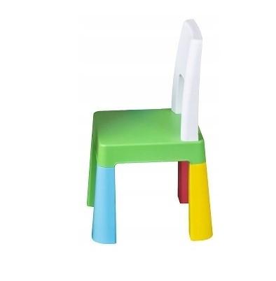 Стульчик для детского игрового столика MultiFun Tega Baby разноцветный