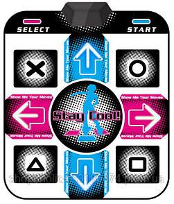 Танцевальный коврик Dance Mat UKC для PC