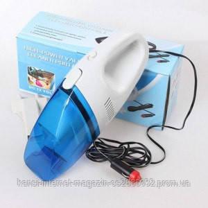 Пылесос автомобильный ручной с функцией сбора воды VACUUM CLEANER