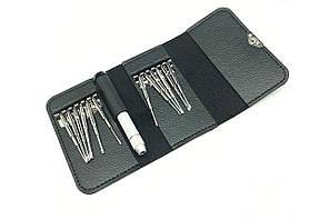 Набор отверток для ремонта очков и телефонов 13 в 1 в чехле